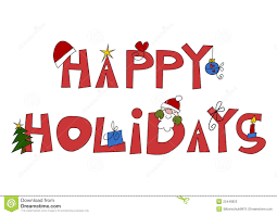 happy holidays images.  Happy Download Happy Holidays Stock Vector Illustration Of Greeting  22446823 To Holidays Images L