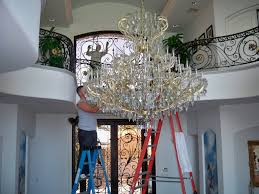 perfect chandelier cleaning denver