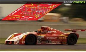Ferrari 333 Sp 010 Momo Le Mans Decals