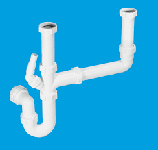 Double Bowl Sink Kit Mcalpine Plumbing Products