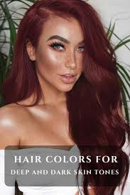 Hair Color Ideas For Women Having