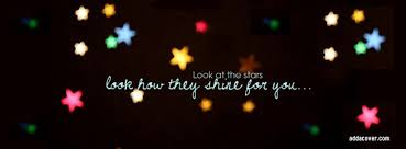 look how thy shine for you facebook cover
