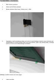 Montage Anleitung Für Fensterläden Aus Aluminium Und Holz Pdf