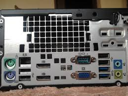 hp elitedesk 800 g1 sff backpanel alignment problem