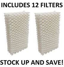 kenmore humidifier filters. humidifier filter wick for kenmore 14912 - 12 pack filters 9