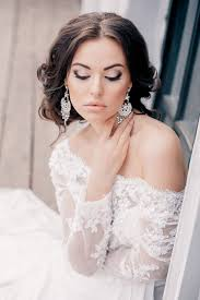 clic wedding hairstyle wedding hairstyle and makeup idea