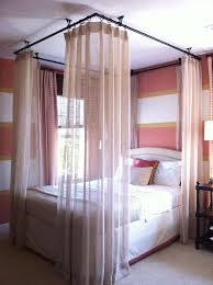 Drapes Around Bed best 25 curtains around bed ideas on pinterest enclosed bed  bedroom curtain ideas - spectacular Bedroom Curtains Inspiring ideas.