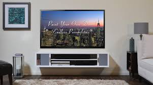 Large Tv Cabinets Furniture Great Picture Collection Of Wall Mount Tv Cabinets To