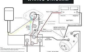 wiring a warn winch wiring diagram pro