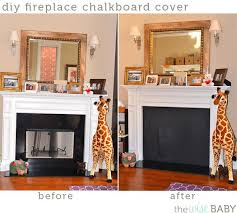 how to cover a fireplace fireplace chalkboard can you cover brick fireplace with stone