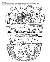 daily dose pick the in rock coloring book