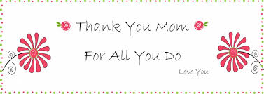 Thank You Mom Quotes Amazing Thank You Mom Quote Quote Number 48 Picture Quotes