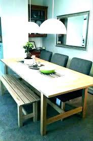 long thin dining table tall bar skinny narrow46