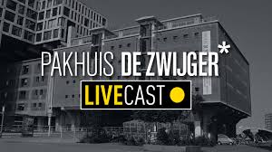 Nieuw: Pakhuis de Zwijger Livecast - SALTO