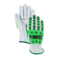 Magid Glove Safety Trx800m Magid T Rex Trx800 Premium Goatskin Driver Style Impact Glove Size Medium 1pr