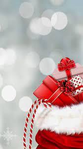 Bag with Christmas gifts 1080x1920