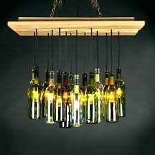 glass bottle chandelier wine bottle light fixture chandelier wine bottle chandelier magnificent wine bottle light fixture chandelier best ideas glass bottle