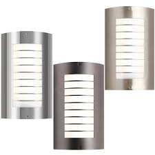 Important Facts That You Should Know About Modern Outdoor Lighting - Modern exterior sconces