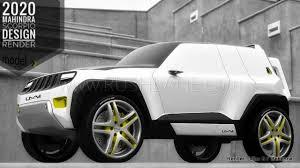 Mahindra Scorpio Design Car New Mahindra Scorpio Design Render Launch Youtube Car