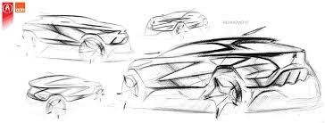Car Design News Competition This Project Was Done Specifically For The Car Design News