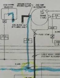 hmmwv ground harness installation alternator ground source