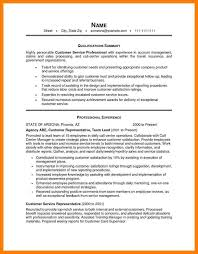 Objective Summary For Resume 100 Objective Summary Example Informal Letters 66