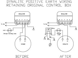 lucas c39 40 dynalite positive earth positive earth click to zoom this 12v