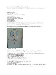 wiring diagram panel synchrone wiring image wiring harga panel ats on wiring diagram panel synchrone