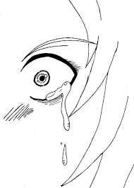 anime eyes crying. Delighful Eyes Znalezione Obrazy Dla Zapytania How To Draw Anime Eyes Crying Step By  For Beginners And Anime Eyes Crying