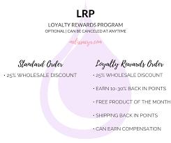 Free Essential Oils Doterra Loyalty Rewards Program Lrp