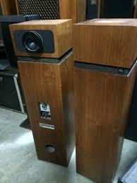 vintage jbl speakers. jbl aquarius type s109 vintage speakers (pair) - image 2 jbl