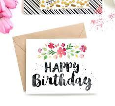 free printable photo birthday cards spanish printable greeting cards free printable birthday cards for