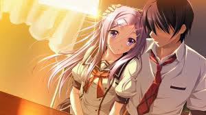 love anime couple hd wallpapers