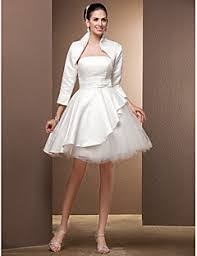 knee length wedding dresses search lightinthebox