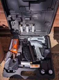 hitachi 2nd fix nail gun. hitachi 2nd fix nail gun set i