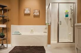 fabulous gorgeous bathroom ideas replace tub with shower design