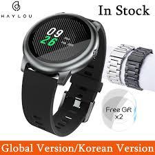 Youpin <b>Haylou</b> Solar Smart Watch Korean <b>Global Version</b> Sport ...