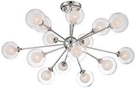 euro design lighting. Possini Euro Design Glass Sphere 15-Light Ceiling Light Lighting S