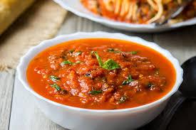 Fresh Basil To Dried Basil Conversion Chart Simple Marinara Sauce