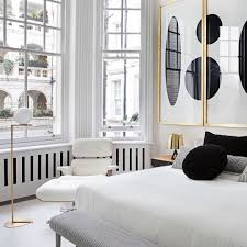 Modern Glam Bedroom For Those Who Love Swoon Worthy Interiors With A Modern Glam Pov