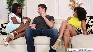 Light Skin Ebony White Guy