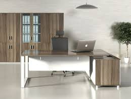 office desk large. Contemporary Large Lshape Operative Desk White Color Inside Office Desk Large