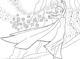 Free Printable Frozen Coloring Pages Pdf Fever Incredible For Adults