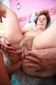 Free hairy anal grannies