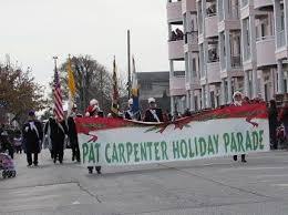 Pat Carpenter Holiday Parade Attracts Hundreds! - Calvert Beacon