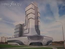Архитектурные проекты конкурс дипломных проектов Белорусский  Начнем с городских визитных карточек гостиниц и многофункциональных центров К примеру вот такое здание по идее могло бы появиться в столичном