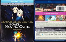 howl s moving castle blu ray release