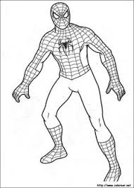 Small Picture spider man coloring sheets for kids Print and color our free