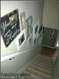 ideas for staircase walls stairway wall decor decorating stair walls best stair wall decor ideas on ideas for staircase walls