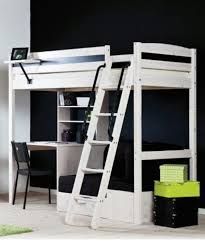 20 cool bunk bed with desk designs black corner desk black loft bed with couch underneath